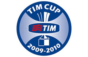 Coppa Italia - Logo until 2009–10 season