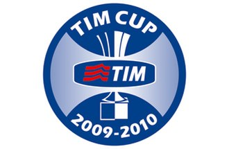 Coppa Italia - Logo on 2009–10 season