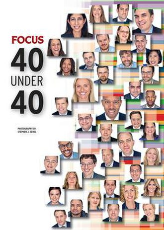 Crain's Chicago Business - 40 Under 40 Class of 2013