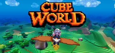 Picture of a game: Cube World