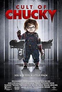 <i>Cult of Chucky</i> 2017 American film
