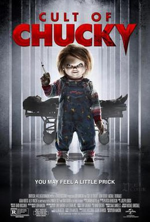 Cult of Chucky - Home video cover