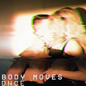Body Moves - Image: DNCE Body Moves (single cover)