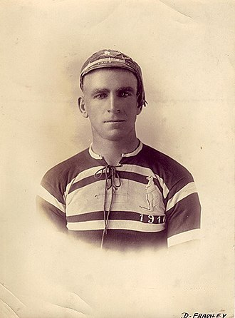 History of the Sydney Roosters - Dan Frawley 1911