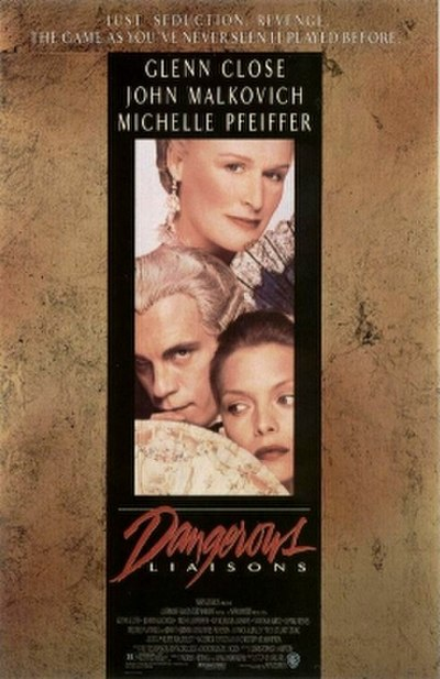 Picture of a movie: Dangerous Liaisons