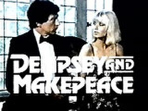 Dempsey and Makepeace - Main title card.