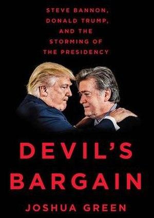 Devil's Bargain - Book cover