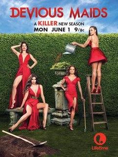 <i>Devious Maids</i> (season 3) the third season of Devious Maids