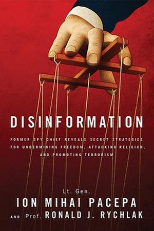Disinformation (book) - Disinformation
