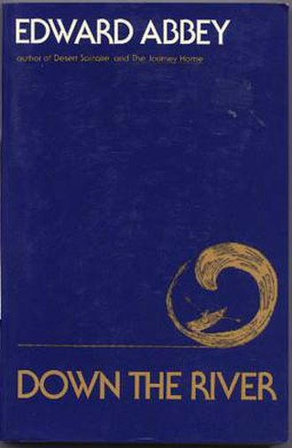 Down the River - First edition (publ. Dutton)