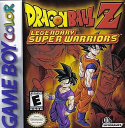 Dragon Ball Z: Legendary Super Warriors - Wikipedia