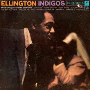 Ellington Indigos - Image: Duke Ellington Indigos LP