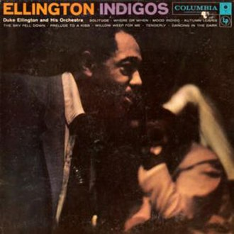 Ellington Indigos - Image: Duke Ellington Indigos LP
