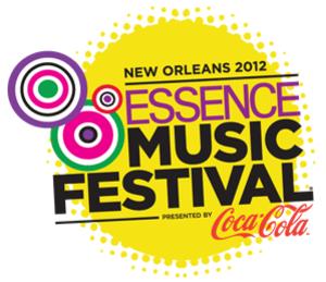 Essence Music Festival - 2012 EMF Logo