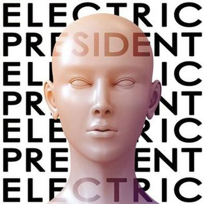 Picture of a band or musician: Electric President