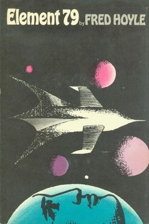 Element 79 (anthology) - First edition (publ. New American Library) Cover art by Stanislaw Zagorski