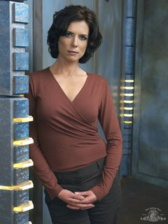 Elizabeth Weir (<i>Stargate</i>) character from the television series Stargate Atlantis