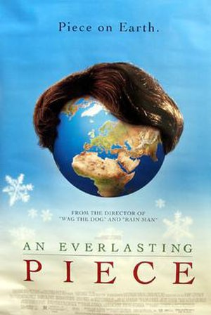 An Everlasting Piece - Theatrical release poster