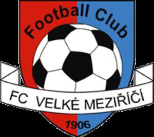 FC Velké Meziříčí - Image: FC Velké Meziříčí logo