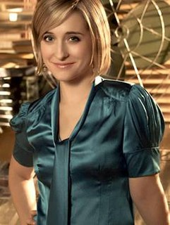 Chloe Sullivan Fictional character from Smallville