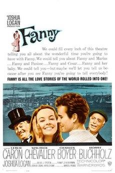 <i>Fanny</i> (1961 film) 1961 American film directed by Joshua Logan