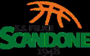 S.S. Felice Scandone - Image: Felice Scandone '15 logo
