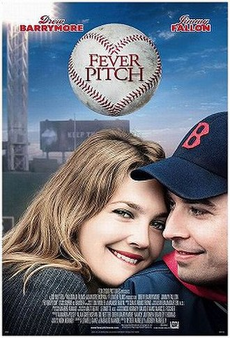 Fever Pitch (2005 film) - Theatrical release poster