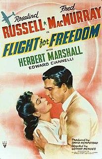 <i>Flight for Freedom</i> 1943 film