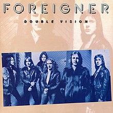 Double Vision Foreigner Album Wikipedia