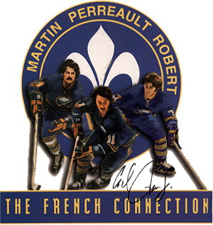 The French Connection (ice hockey) - Image: Frenchconnectionlogo