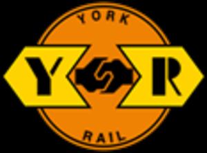 York Railway - Image: G&W YR logo