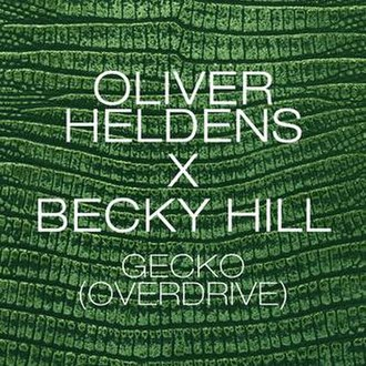 Oliver Heldens & Becky Hill — Gecko (studio acapella)