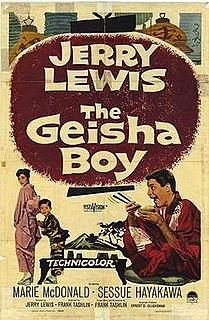 <i>The Geisha Boy</i>