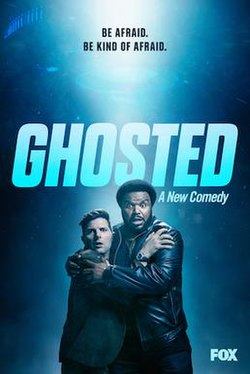 ghosted tv series wikipedia