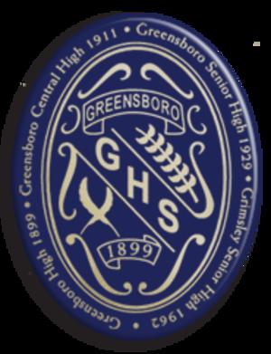 Grimsley High School - Image: Ghsemblem