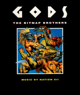 <i>Gods</i> (video game) 1991 video game