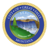 Official seal of Great Falls