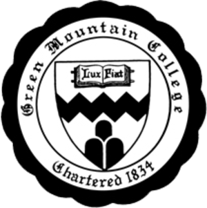 Green Mountain College - Seal of Green Mountain College