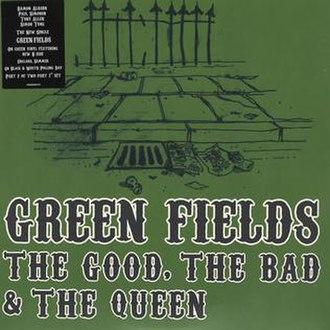 Green Fields - Image: Green Fields coloured 7 inch