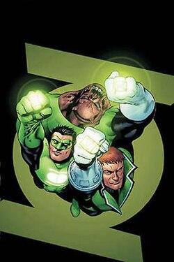 green lantern corps recharge wikipedia