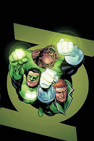 Green Lantern Corps: Recharge - Image: Green Lantern Corps Recharge cover