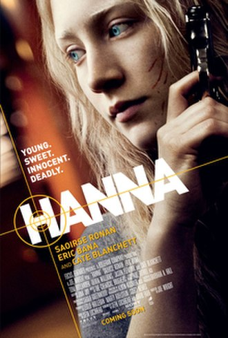 Hanna (film) - Pre-release US poster