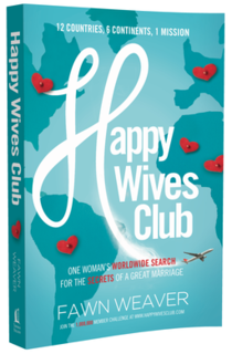 <i>Happy Wives Club</i> book by Fawn Weaver