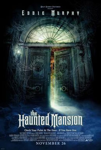 Picture of a movie: The Haunted Mansion
