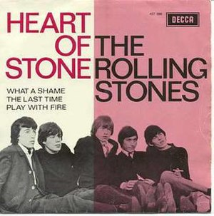 Heart of Stone (The Rolling Stones song) - Image: Heartofstone