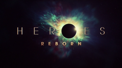 Picture of a TV show: Heroes Reborn