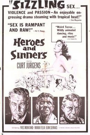 Heroes and Sinners - Image: Heroes and Sinners