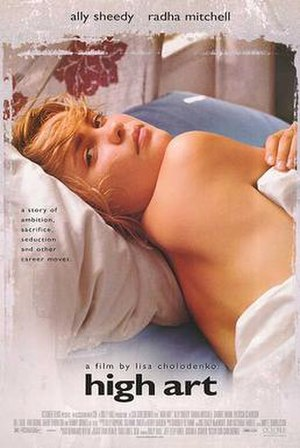 High Art - Promotional film poster