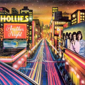 Another Night (The Hollies album) - Image: Hollies Another Night