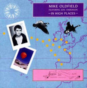 In High Places (song) - Image: In High Places (Mike Oldfield)